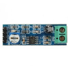 200 Times LM386 Audio Amplifier Module Input 10K Adjustable Resistance 5V-12V (Intl)