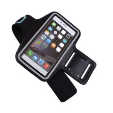 2016 High Quality Waterproof Sport Arm Band Case (Black)