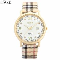 2016 Relogio Male L Luxury Brand Leather Band Skeleton Quartz Watch Men Women Fashion WristWatch Reloj Hombre