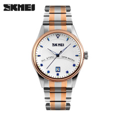 2016 SKMEI Watches Men Luxury Brand Fashion Casual Quartz Watch Male Sport Watches Casual Wrist Watch (Blue)