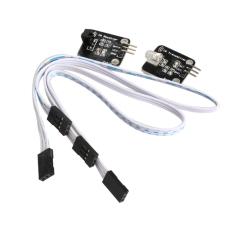 2PCS Digital 38KHz Infrared IR Sensor Transmitter Kit