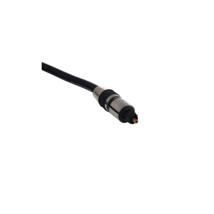 3 m Digital Optical Fiber Cable Black