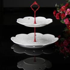Olympia 2 Or 3 Tier Glass Cake Plate Stand Server 2gold Daftar Source 1Set 3 Or & Olympia 2 Or 3 Tier Glass Cake Plate Stand Server 2gold - Daftar ...