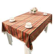 1x B:60*60 Bohemia Coffee Table Cloth Tablecloth (Intl)