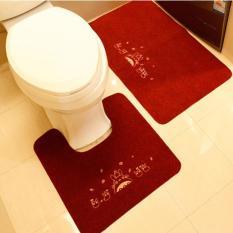 Hijau Source Iq Baby Alas Karpet Anti Slip Bak Mandi Bayi Bathmat Biru .