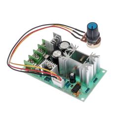 20 Amp DC12V24V36V48V PWM HHO RC Lain Saklar Pengatur Kecepatan Motor Controller Yang Baik