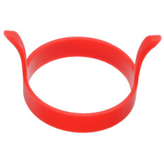 2Pcs Kitchen Silicone Fried Fry Frier Oven Poacher Pancake Egg Poach Ring Mould (Intl)