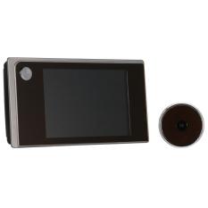 3.5 Inches LCD HD 120? Digital Camera Smart Doorbell TH191 (Intl)