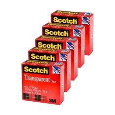 3M Scotch Tape Magic 600 3/4
