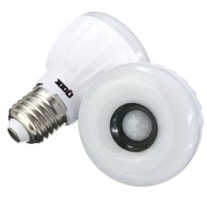 5.25-3528 SMD LED 450lm 3000K Human Body Sensing Corridor Lamp (AC 85-265V)