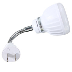 5.2835 SMD 25 LED PIR Infrared Sensor Motion Light Lamp Bulb US Plug 85-265V Warm White - Intl
