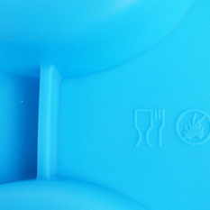 6 Silicone Donut Doughnut Cake Mould Chocolate Soap Candy Mold Baking Pan Blue