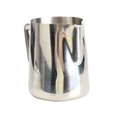 600ml Stainless Steel Kitchen Home Handle Coffee Garland Cup Latte Jug (Intl)