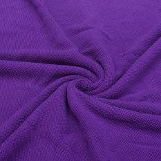 Absorbent Microfiber Towel Bath Quick Drying Washcloth Bath Purple (Intl)