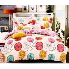 Alona Ellenov Katun Stephanie Bed Cover Set Katun - Multicolour