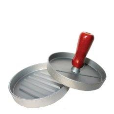 Aluminum Burger Press - More Durable Than Cheap Plastic Burger Makers (Intl)