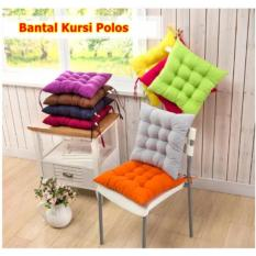 Bantal Empuk Alas Kursi / Sofa Polos Multi Fungsi