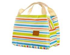 Best Strip - Lunch Bag Cooler Bag Tas Bekal Makan - Hijau