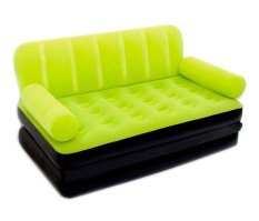 Bestway Sofa Bed 2 in 1 Double - Sofa Multifungsi - 67356 - Hijau