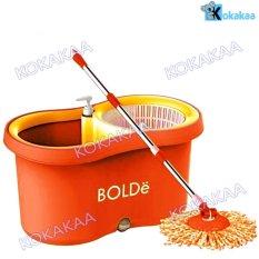 Bolde Super Mop Alat Pel Otomatis 169 Plus - Orange