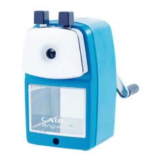 CARL Angel-5 Pencil Sharpener (Blue) (Export) - Intl