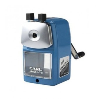 Carl Angel-5 Pencil Sharpener - Blue Color
