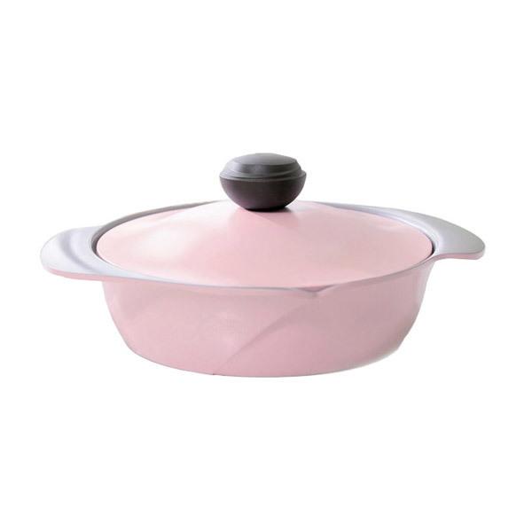 CHEF TOPF LA ROSE Double Handle Stew Pot 24cm