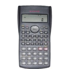 Citizen 350 MS - Calculator Scientific - Hitam