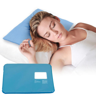 Cool Summer Chillow Therapy Insert Sleeping Aid Pad Mat Muscle Relief Cooling Pillow
