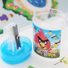 Cute Cartoon Mini Cup Pencil Sharpener Pencil Sharpener --B Paragraph