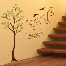 Dekorasi Rumah Lukisan Dinding Diseduh Sendiri 3d Bulu Bulu Cermin Dinding Vinil Stiker .