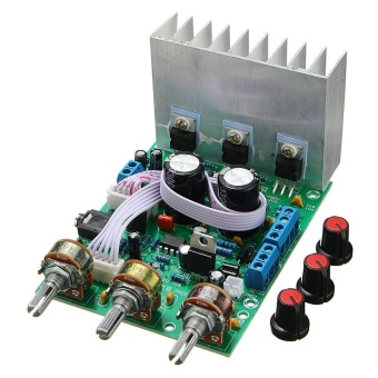 Details about TDA2030A 2.1 Stereo Audio Amplifier 3 Channel Subwoofer Amplifier Board #12 - intl