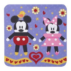 Disney Mickey and Minnie Mouse Forever Together Mini Gift Card
