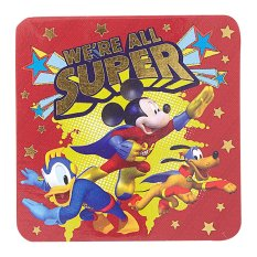 Disney Mickey Mouse We Are All Super Mini Gift Card