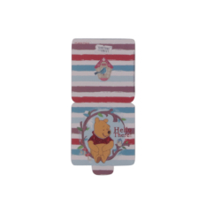 Disney Winnie The Pooh Hello There Mini Gift Card Biru
