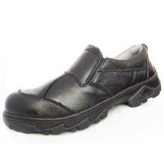 Dozzer Safety Shoes DR102X6 - Hitam