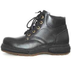 Dozzer Safety Shoes P201 - Hitam