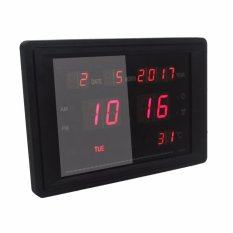 EELIC DIC-2315 Led Digital Clock Jam Digital