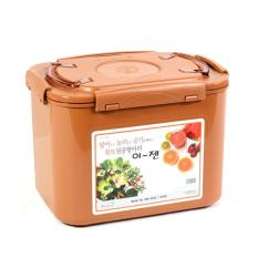 EJen Square Type 16L Vacuum And Airtight Storage Container