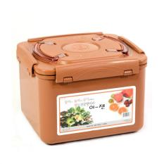 EJen Square Type 7.4L Vacuum And Airtight Storage Container
