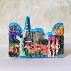 Gloria Bellucci Patung Pajangan Souvenir Patung Liberty .