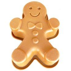 Griya Cetakan Medium Gingerman - Cokelat