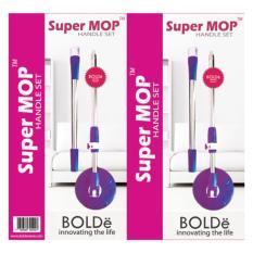 HANDLE SET SUPER MOP BOLDe Ungu Violet