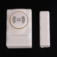 HAOFEI Wireless Window Door Entry Burglar Security Alarm System Magnetic Sensor