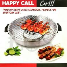 Happy Grill Alat pangangan putar Happy Grill Roaster serbaguna