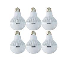 Hinoki Lampu Bholam LED 15 watt 6 pcs