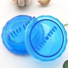 HKS Plastic Garlic Press Peeler Crusher Masher Twist Kitchen Useful Tool (Intl)