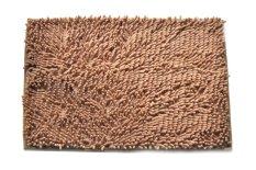 Hokki Keset Cendol Microfiber Ukuran 40x60 cm - Coklat Susu
