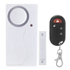 Home Automation Wireless Home Window Door Burglar Security Anti-theft Alarm System Magnetic Sensor With Remote Control
