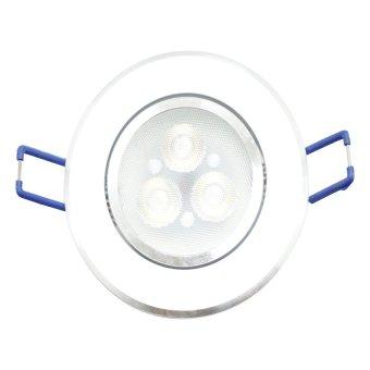 LED Lampu Sorot Sport Light LED GKJ - 3Watt